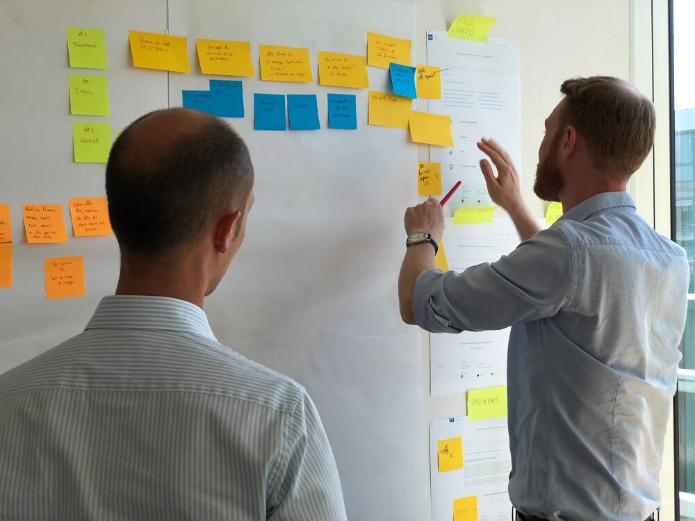 Agile coaching and consulting